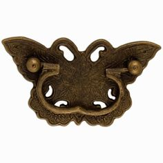 Young Butterfly Pulls 4'' - Set of 2 $24