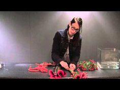 Boeketjes maken met Calla's - YouTube