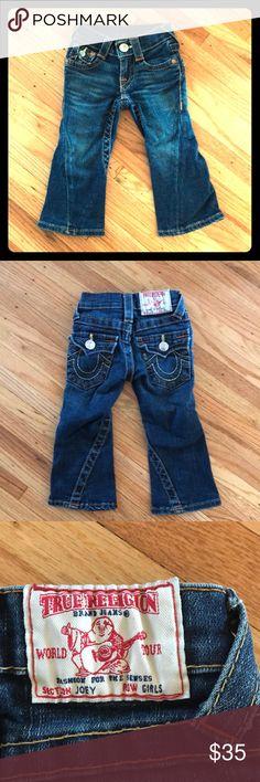 I just added this listing on Poshmark: Girls Joey True Religion Jeans. #shopmycloset #poshmark #fashion #shopping #style #forsale #True Religion #Other