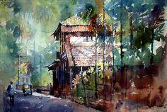 Sanjay Dahwale, Magical Light 15x22, India
