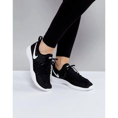 detailed look 1d811 685a6 Nike Training Free Tr 7 Trainers In Black ( 120) ❤ liked on Polyvore  featuring