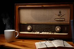 Radio Daze by Ian Hayhurst, via Flickr