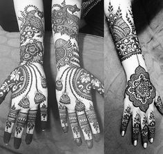 Henna Tattoos More Pins Like This At FOSTERGINGER @ Pinterest✋ More