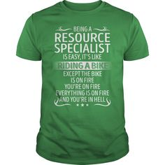 Being a Resource Specialist like Riding a Bike Job Shirts #gift #ideas #Popular #Everything #Videos #Shop #Animals #pets #Architecture #Art #Cars #motorcycles #Celebrities #DIY #crafts #Design #Education #Entertainment #Food #drink #Gardening #Geek #Hair #beauty #Health #fitness #History #Holidays #events #Home decor #Humor #Illustrations #posters #Kids #parenting #Men #Outdoors #Photography #Products #Quotes #Science #nature #Sports #Tattoos #Technology #Travel #Weddings #Women