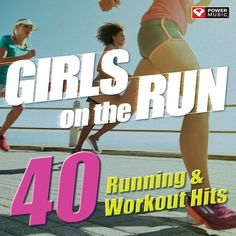"""Who run the world? GIRLS! So we compiled 40 powerful and motivating anthems to celebrate girl power! Fun, fresh, and full of energy, this playlist will push you through even the toughest case of Cardio. """"What a Girl Wants,"""" """"Naughty Girl,"""" and """"Big Girls Don't Cry,"""" are just a few of the girly gems you will find on this album!"""