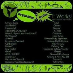 Love everything these products have to offer!!!! Whitneyg.itworksca.com #itworks #healthy #bestchoiceievermade #nutrition #weightloss