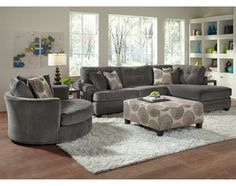The Cordoba Gray II Collection | American Signature Furniture