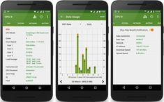 CPU X es una app gratuita para Android con la que podemos conseguir detallada información sobre el hardware y el sistema de nuestro dispositivo.