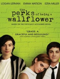 The Perks Of Being A Wallflower The movie is about 15-year-old Charlie, an endearing and naive outsider, coping with first love, the suicide of his best friend, and his own mental illness while struggling to find a group of people with whom he belongs. Soon Charlie befriends the veterans Patrick, who is gay, and his stepsister Sam and they become best friends.