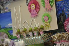 Horses and Art Birthday Party Ideas | Photo 1 of 25 | Catch My Party