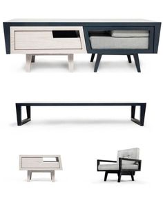 #smallspace #convertiblefurniture | make small spaces more livable with #metamorphic furniture | @meccinteriors | design bites