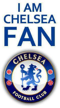 I am Chelsea fan!