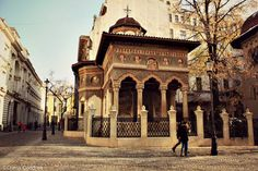 Top 10 Old Churches from Bucharest You Should See - Uncover Romania Old Churches, Medieval Town, Walking Tour, Nice View, Old Town, Barcelona Cathedral, Adventure Travel, Taj Mahal, Tourism