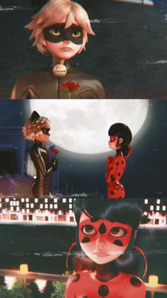 Miraculous Ladybug Wallpaper, Miraculous Ladybug Fan Art, Ladybug Comics, Miraclous Ladybug, Adrian And Marinette, Los Miraculous, Mlb Wallpaper, Girls In Love, Kitty