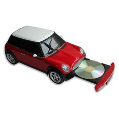 CD player AND Mini Cooper?! Say it isn't so!