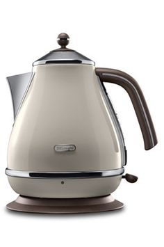 Delonghi Electric kettle Vintage (Dolce Beige)【Japan Domestic genuine products】 ● Outdoors dimension (mm): width 210 × depth 165 × top 235 / ● Physique mass (together with energy provide base) (kg): Laundry Appliances, Small Appliances, Coffee Accessories, Accessories Shop, Kitchen Accessories, Energy Consumption, Style Retro, Argos, Bucket Lists