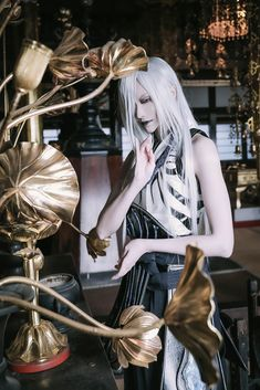 somei(染井-somei-) Tenkai/Akechi Mitsuhide Cosplay Photo - Cure WorldCosplay