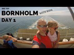 Bornholm - Dzień 1 - prom Sassnitz-Rønne, kościół Nyker, kemping Hasle - YouTube