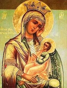 Пресвета Богородица - Ублажи жалости моје