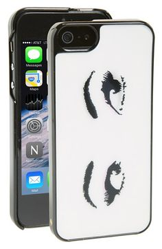 Free shipping and returns on kate spade new york 'lenticular eyes' iPhone 5 & 5s case at Nordstrom.com. Sultry eyes wink when you shift the angle of this hard-shell case designed to protect the iPhone 5 or 5s.