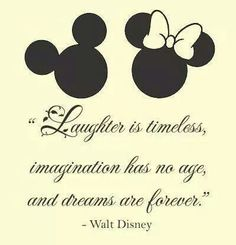 Disney always makes me smile!