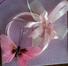 Bomboniera wire e farfalla
