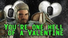 Danse Fallout 4 Valentine by blablover5