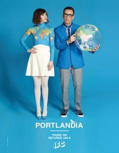 Catherine Opie Is The Mastermind Behind Portlandias New Promo Art