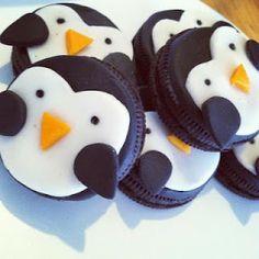 .Amanda Cupcake. Sweet Dreamer ♥: Penguin Oreos ♥