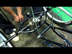 assembly_of_tricycle_velomastera_02.wmv - YouTube