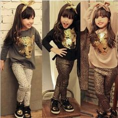 http://babyclothes.fashiongarments.biz/  New Autumn Spring Children Clothing Set Girls Kids Girl Long Sleeve T-Shirt + Leopard Legging 2 pcs Suit Child Outfit Clothes, http://babyclothes.fashiongarments.biz/products/new-autumn-spring-children-clothing-set-girls-kids-girl-long-sleeve-t-shirt-leopard-legging-2-pcs-suit-child-outfit-clothes/, New Autumn Spring Children Clothing Set Girls Kids Girl Long Sleeve T-Shirt + Leopard Legging 2 pcs Suit Child Outfit Clothes  We will always provice…