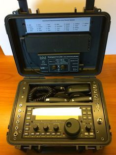 Nice job on a KX3 Go box  | Radio Stuff | Ham radio, Morse