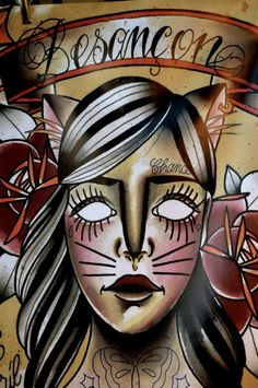 Mondial du tatouage Paris - 2014 Copyright BMinig