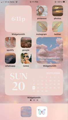 Iphone Layout, Pinterest Photos, Homescreen, Layouts, Ios, Inspiration, Instagram, Biblical Inspiration, Inhalation