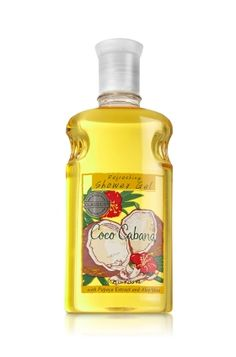 Coco Cabana-Shower Gel; I wanna try this one too!