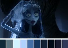 25 Beautiful Color Palettes From Famous Movie Scenes | Airows