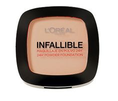 NEW Infallible Compact Powder Foundation 123 Warm Vanilla