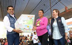 Encabezó el gobernador de Michoacán Caravanas de Servicios Integrales #CercaDeTi en la colonia Ciudad Jardín de Morelia; prometió que en el lugar se contará con todos los servicios y la ...