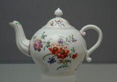 Derby Teapot and Cover, Royal Crown Derby, Antiques For Sale, Kettles, Tea Service, Chocolate Pots, Tea Sets, Teacups, Tiny Houses, Vintage Pink