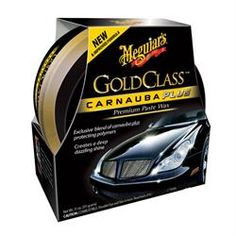 Meguiar's Gold Class Carnauba Plus Paste Wax