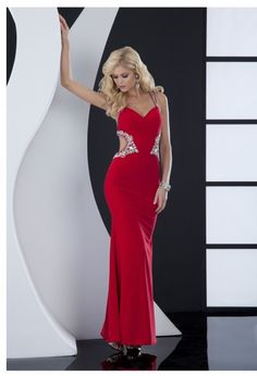 Red dress in stores 33578
