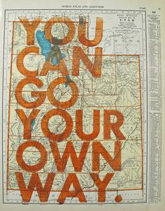 map. this would be awesome in the mancave...two of our fave things....great music and maps!