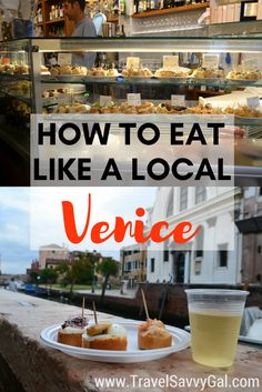 Cicchetti is a word in Venetian dialect to describe the local small bites like tapas, a foodie dream. To eat like a local, check out these top Venice spots to enjoy them.