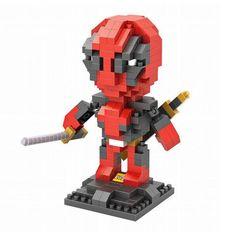 Deadpool - Collectible Display Blocks
