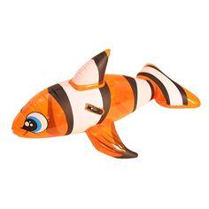 Peixe insuflável! Para animar os dias de verão.
