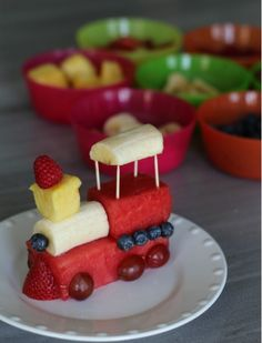 Try making these easy food art recipes that will delight your kids!