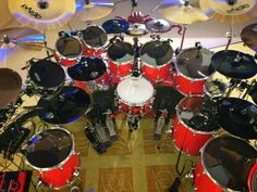 Beautiful drums.