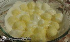 Kipróbált Pillekönnyű túrógombóc recept egyenesen a Receptneked.hu gyűjteményéből. Küldte: Bognár Lilla
