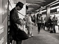 Django Reincarnated @ 14 Street (New York 2012) by Zohar Manor-Abel, via Flickr