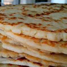 Gluten Free Flatbread Recipes